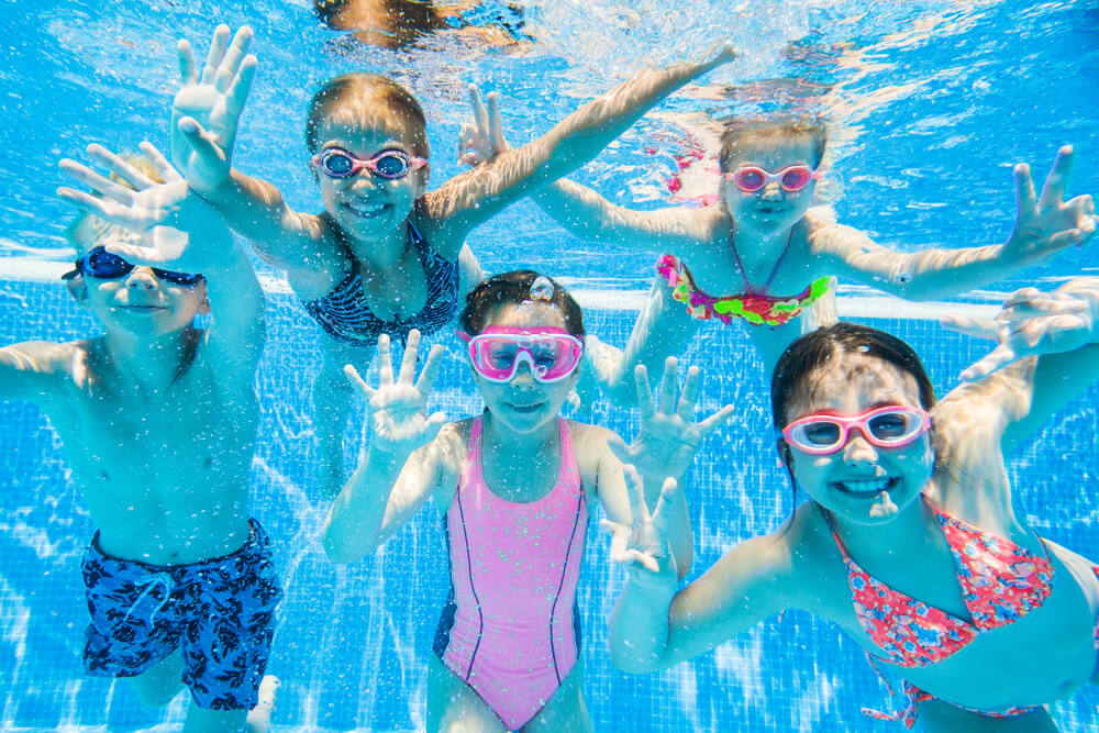 What's the Best Age to Start Swimming Lessons