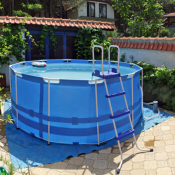 How To Keep Above Ground Pool Cover From Sagging